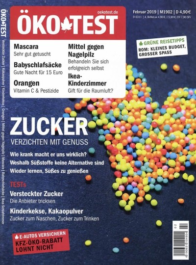 ÖKO-TEST-Magazin